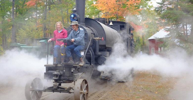 Image of steam engine