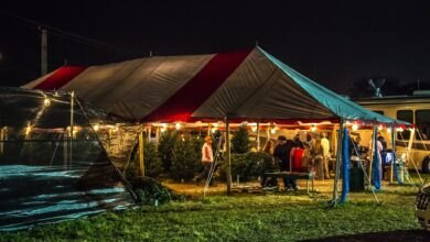 Image of the Hart-T-Tree lot in Davie, Fla.