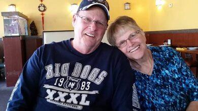 Image of John and Kathy Huggins
