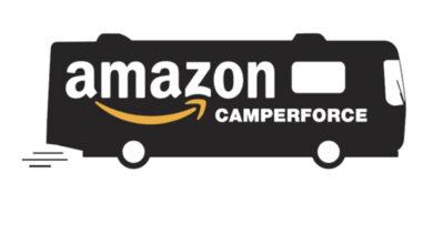 Amazon Camperforce logo