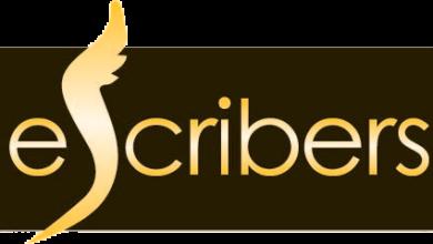eScribers logo