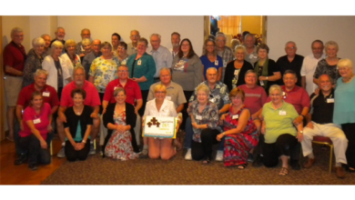 Image of volunteer chaplains with Christian Resort Ministries